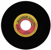 Michael Palmer - Robbery / Version (Midnight Rock) 7""